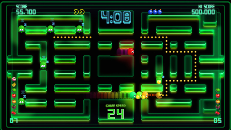 Official PAC-MAN Championship Edition DX+
