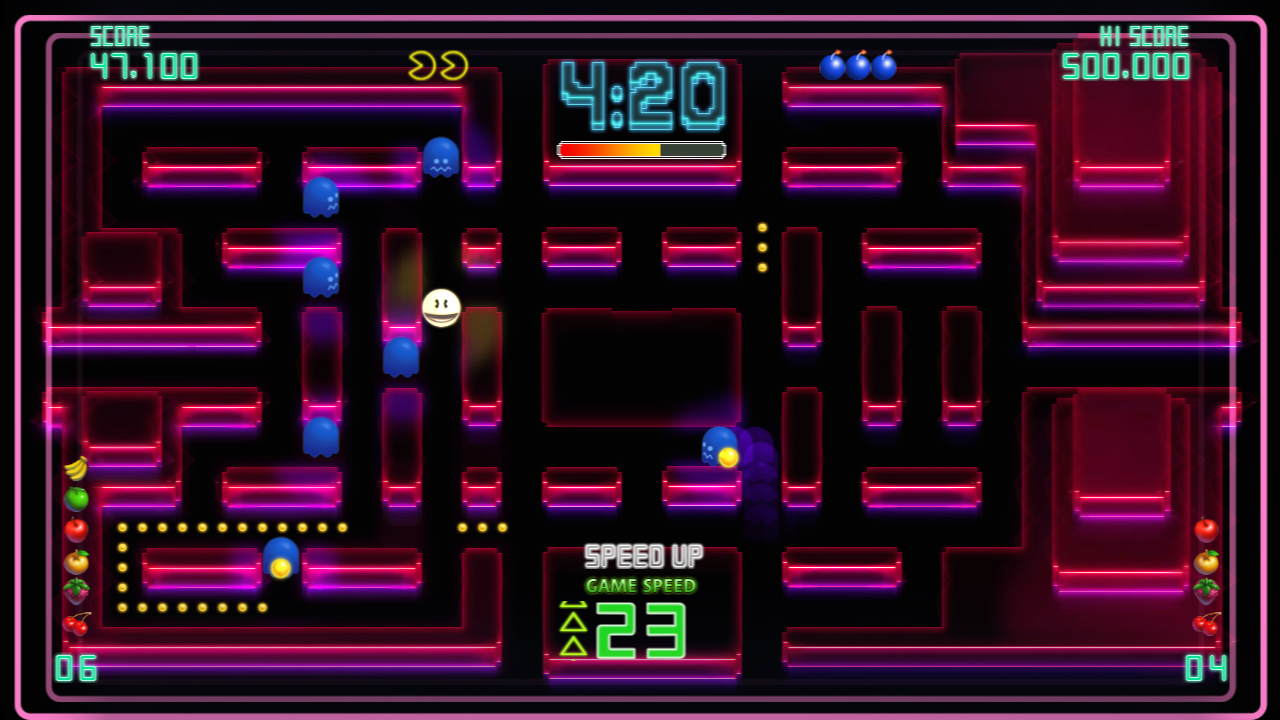 Official PAC-MAN Championship Edition DX+ All You Can Eat Edition