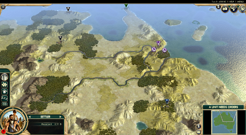 Official Sid Meier's Civilization V Map Pack: Scrambled Nations (DLC)