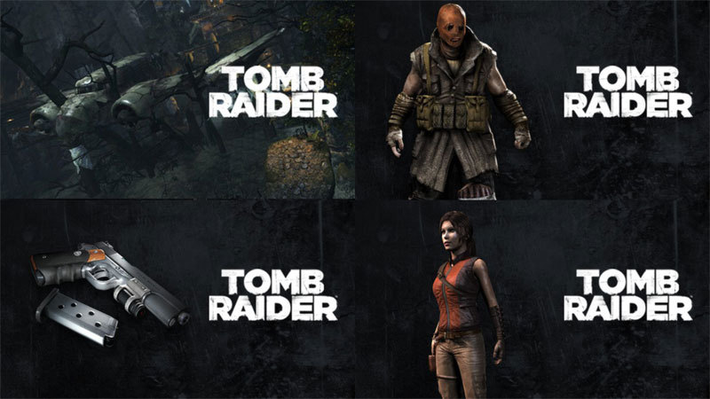 Official Tomb Raider DLC Collection