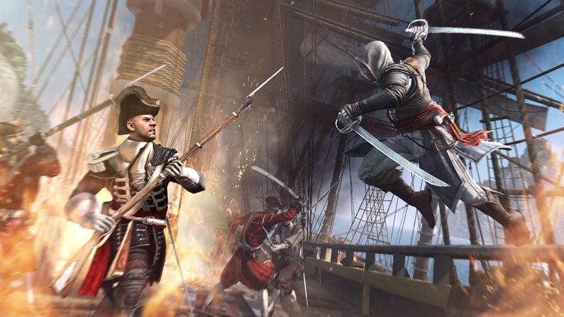Official Assassin's Creed IV Black Flag - Illustrious Pirates (DLC)