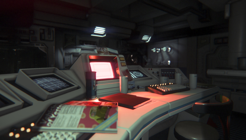 Official Alien: Isolation (PC)