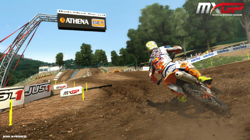 Official MXGP: The Official Motocross Videogame