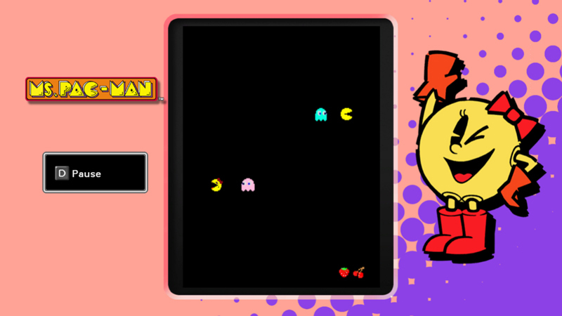 Official Ms. PAC-MAN (DLC)