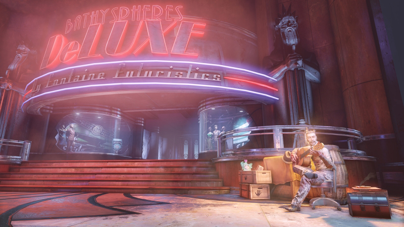 Official BioShock Infinite: Burial at Sea - Episode 2 (Mac)