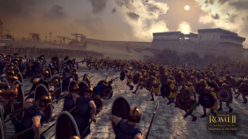 Official Total War: Rome II - Hannibal at the Gates (DLC)