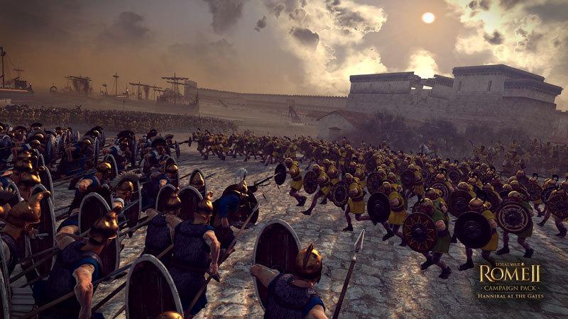 Total War: Rome II - Hannibal at the Gates (DLC) фото