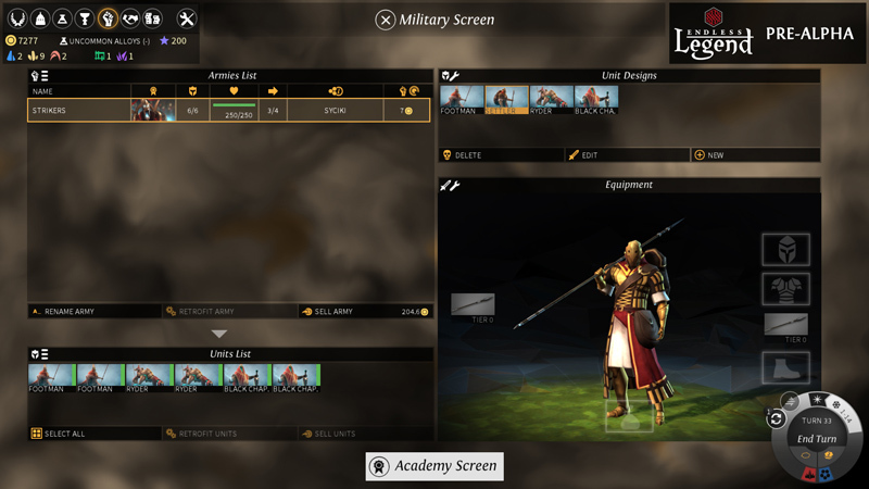Official Endless Legend - Classic Edition