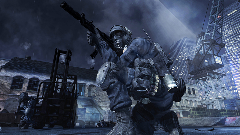 Call of Duty: Modern Warfare 3 (Mac) фото