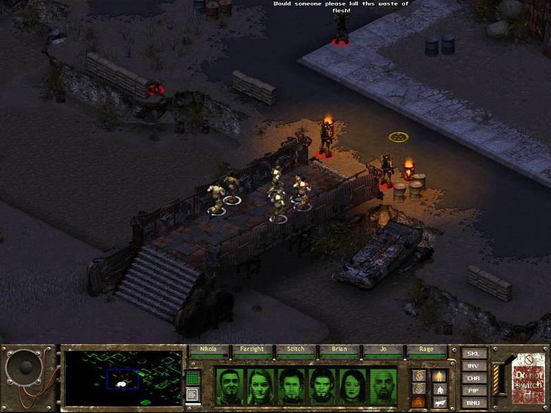 Fallout Tactics: Brotherhood of Steel фото