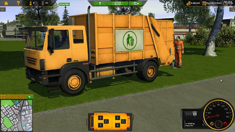 Official RECYCLE: Garbage Truck Simulator