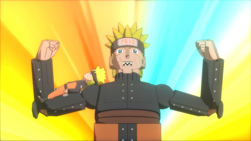 Official Naruto Shippuden: Ultimate Ninja Storm Revolution