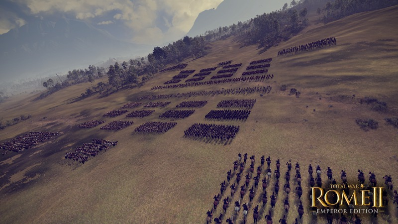 Official Total War: Rome II - Emperor Edition