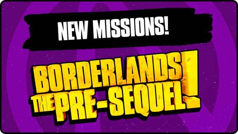 Official Borderlands: The Pre-Sequel Season Pass (Mac - Linux)