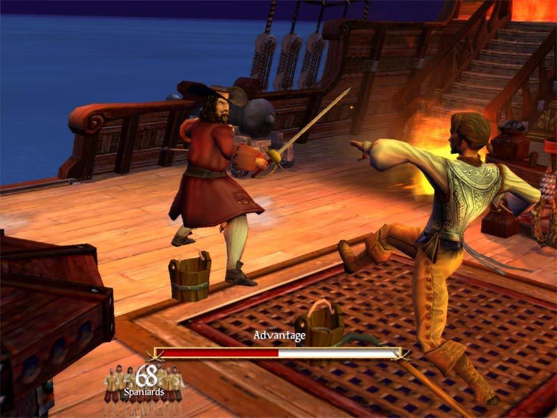 Official Sid Meier's Pirates!