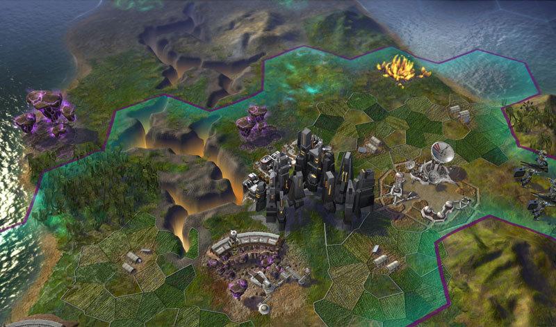 Official Sid Meier's Civilization: Beyond Earth (Mac)