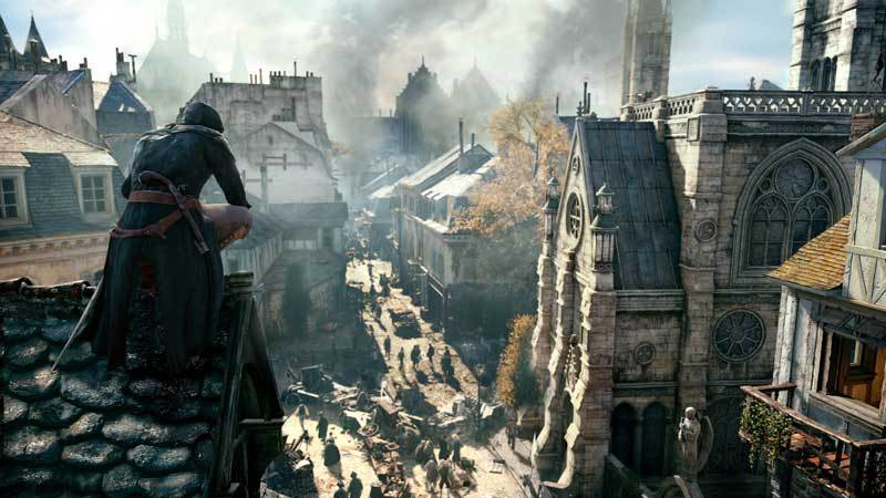 Official Assassin's Creed Unity - Revolutionary Armaments Pack (DLC 1)