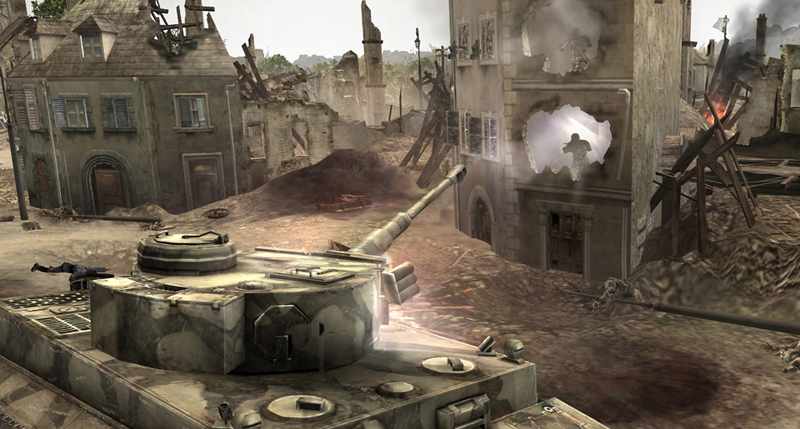 Official Company of Heroes Franchise Edition