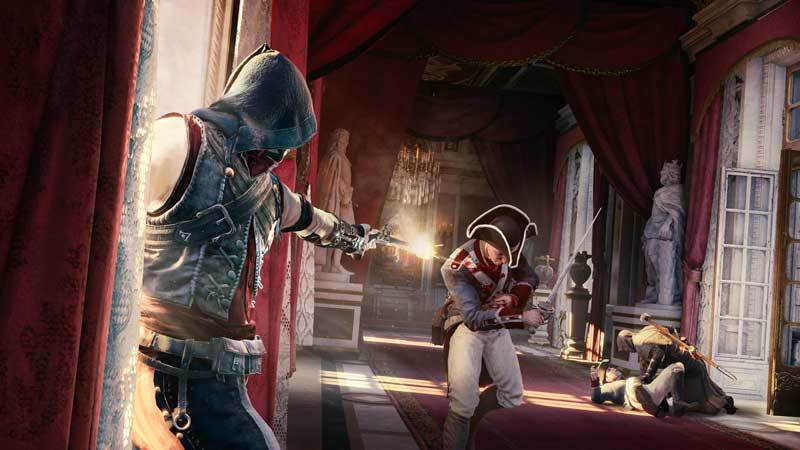 Official Assassin's Creed Unity - Secrets of the Revolution (DLC 2)