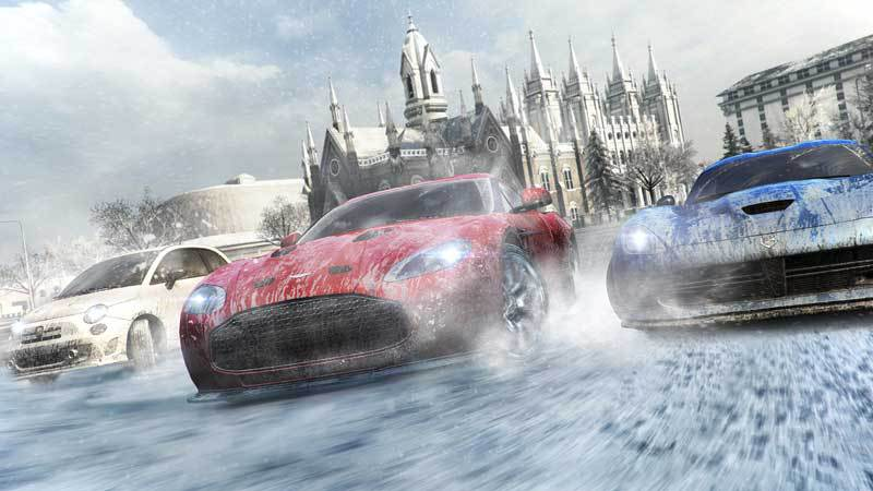 The Crew - Extreme Car Pack (DLC1) фото