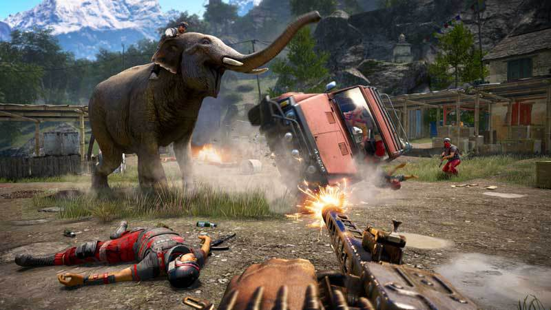 Official Far Cry 4 - Hurk Deluxe Pack (DLC 2)