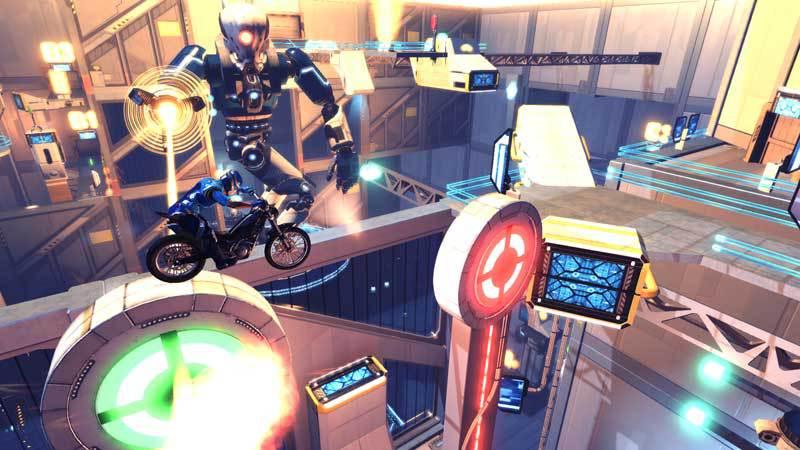 Official Trials Fusion - Fault One Zero (DLC5)