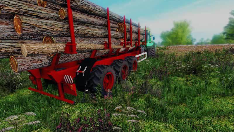 Official Professional Lumberjack Simulator 2015