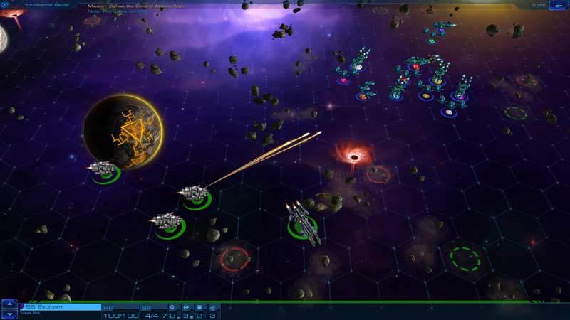 Official Sid Meier's Starships