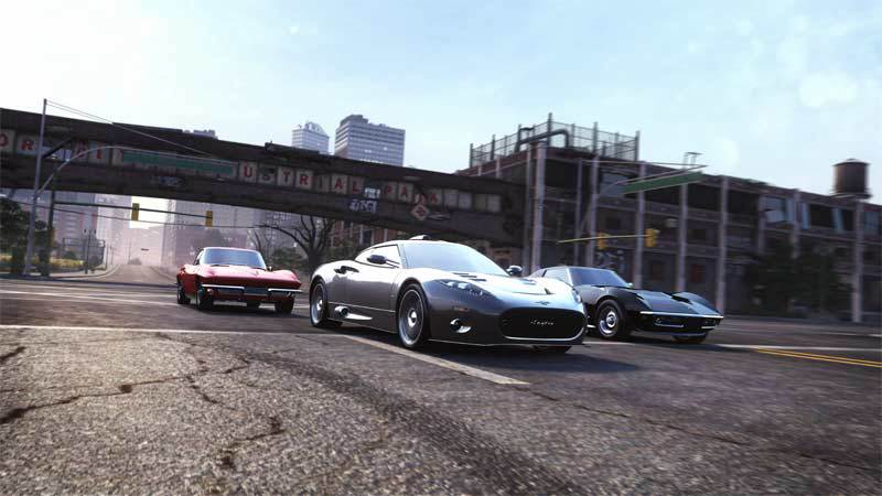 Official The Crew - Vintage Car Pack (DLC4)