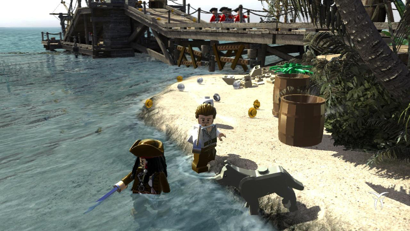 Official LEGO Pirates of the Caribbean