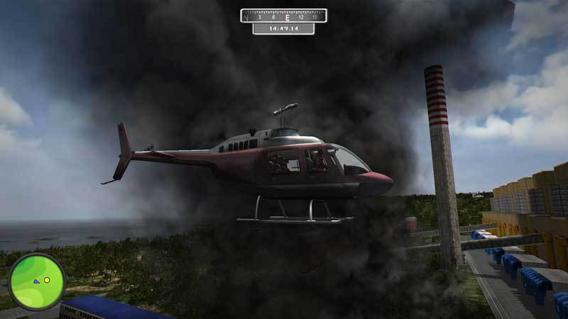 Official Helicopter 2015 - Natural Disasters