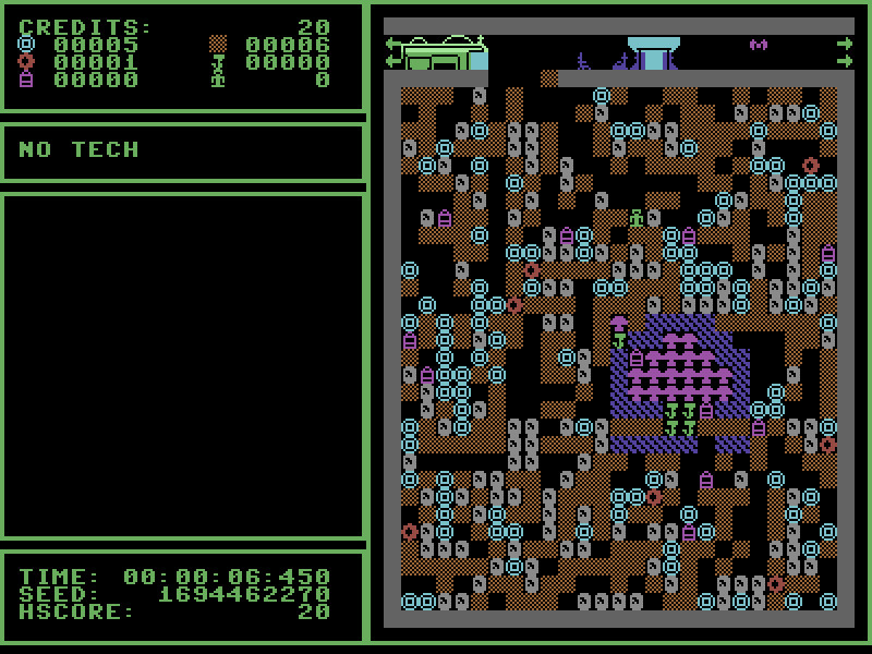 Official Quarries of Scred