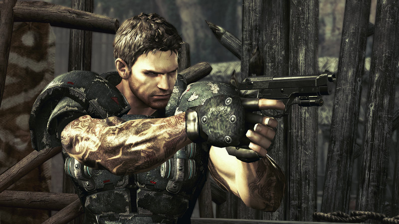 Official Resident Evil 5 - Gold Edition