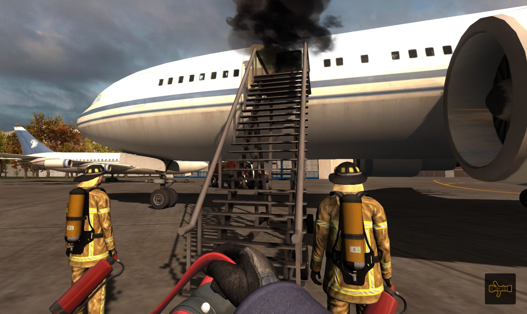 Official Airport Firefighters: The Simulation