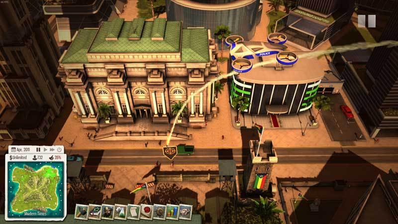 Official Tropico 5 - Espionage (DLC)