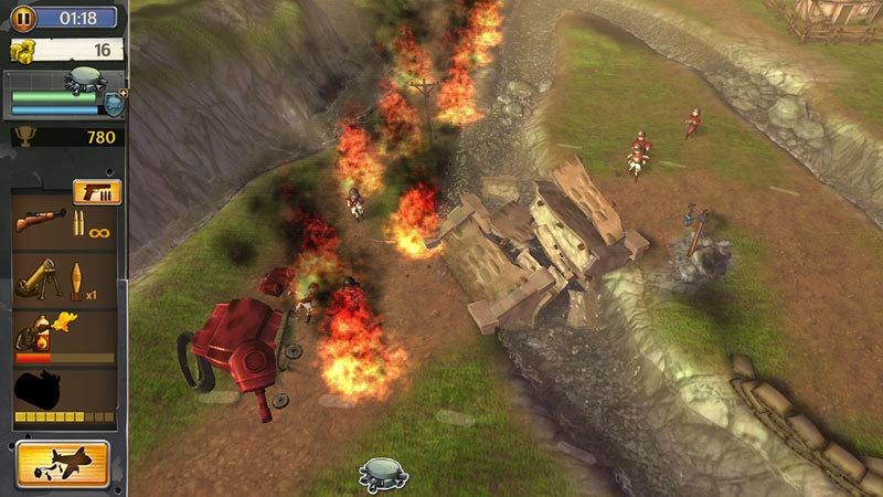 Hills Of Glory 3D фото