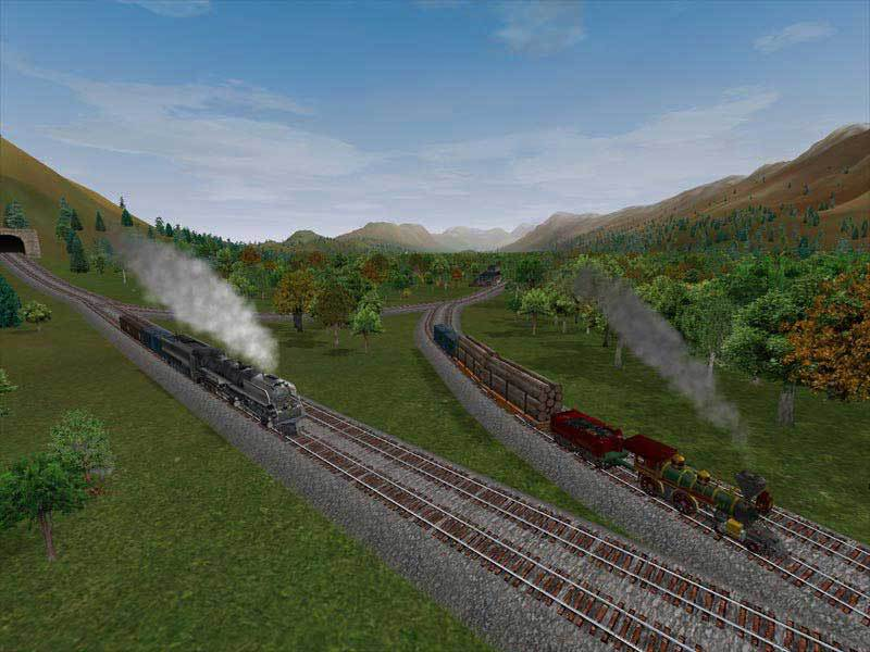 Official Railroad Tycoon 3