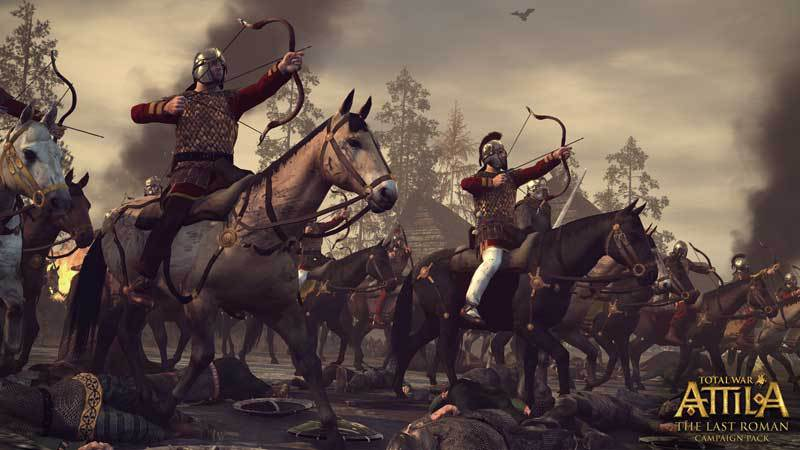 Official Total War Attila: The Last Roman