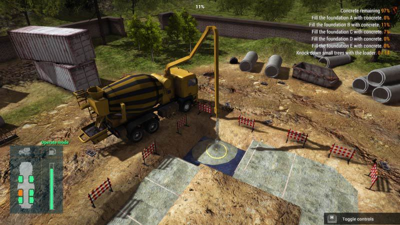 Official Construction Machines Simulator 2016