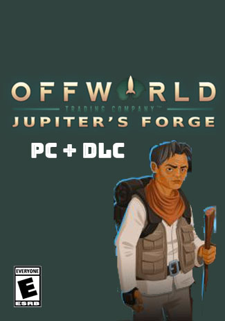 Official Offworld Trading Company: Jupiter's Forge Expansion Bundle (PC/EU)