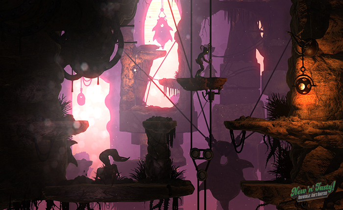 Official Oddworld: New 'n' Tasty (PC/Mac/Linux)