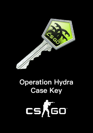Official CSGO Operation Hydra Case Key
