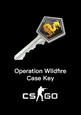 CSGO Operation Wildfire Case Key