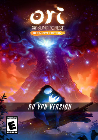 Official Ori and the Blind Forest: Definitive Edition (PC/RU)