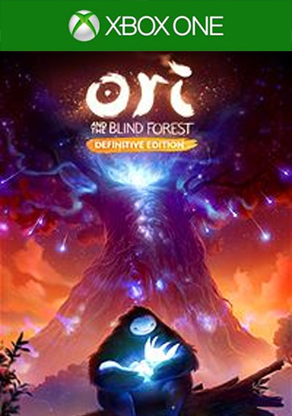 Official Xbox One Ori and the Blind Forest Definitive Edition (Xbox One Download Code/EU)
