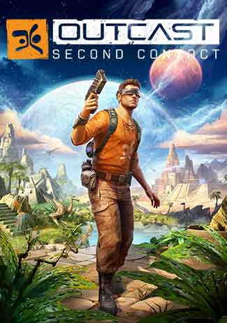 Official Outcast Second Contact (PC)