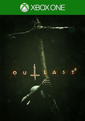 Official Xbox One Outlast 2 (Xbox One Download Code/EU)