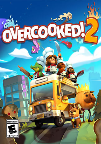 Official Overcooked 2 (PC/Mac)