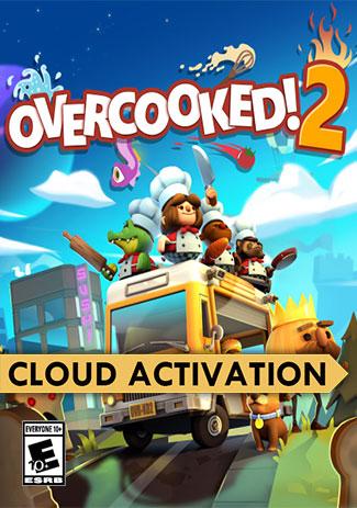 Overcooked 2 (PC/Mac/Cloud Activation)