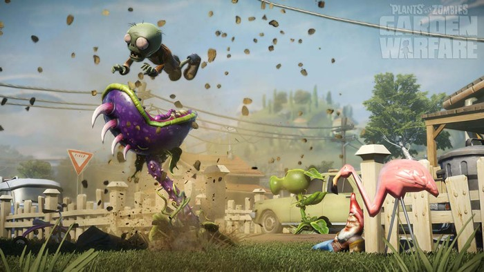 Official Plants vs Zombies Garden Warfare 2 (PC)
